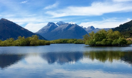 In Glenorchy, New Zealand